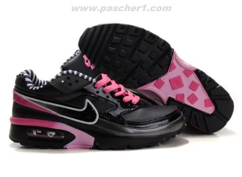 rosh run noire femme - air max femme rose et noir, Femmes Nike air max avis