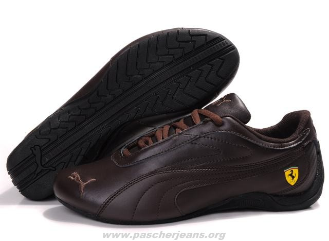 chaussure puma ouverte femme