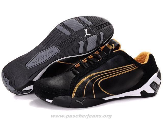 chaussure puma homme cuir