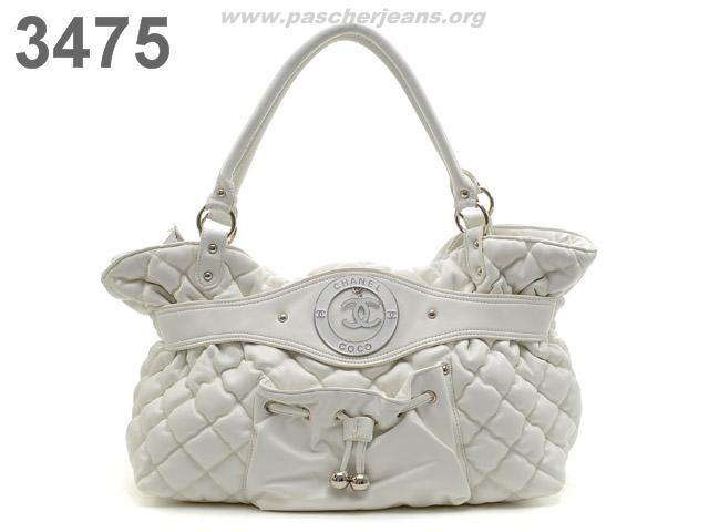 9657b26df55 sac chanel cambon blanc