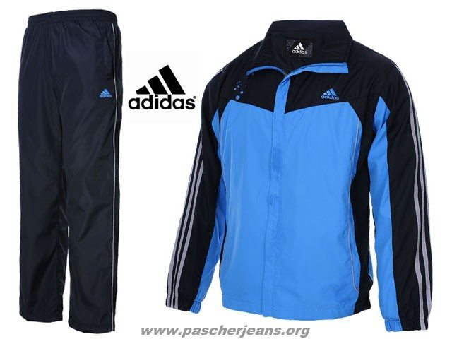 jogging adidas bleu foncé homme