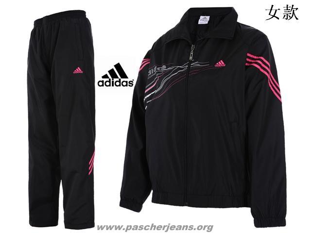 joomlapxpz jogging adidas femme noir et rose
