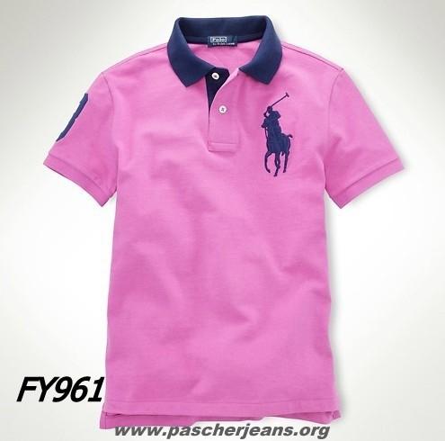polo Pony Polo Ralph Lauren Faux France Big 1Jc3lKTF