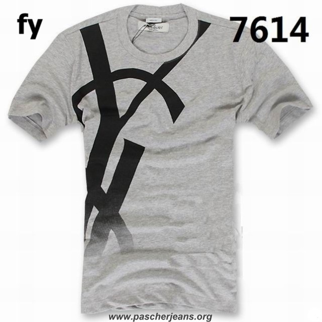 c4aa84c61289f tee shirt yves saint laurent