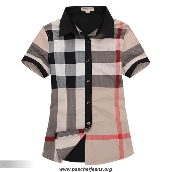 Extrêmement chemise burberry femme pas cher 2012 QP64