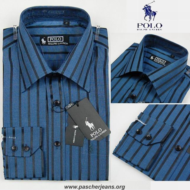 Chemise Ralph Polo Lauren Slim Homme chemise Fit nm80Nw