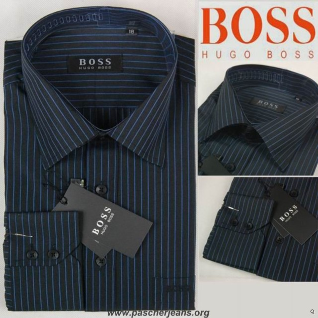 chemise hugo boss slim line chemise hugo boss homme. Black Bedroom Furniture Sets. Home Design Ideas