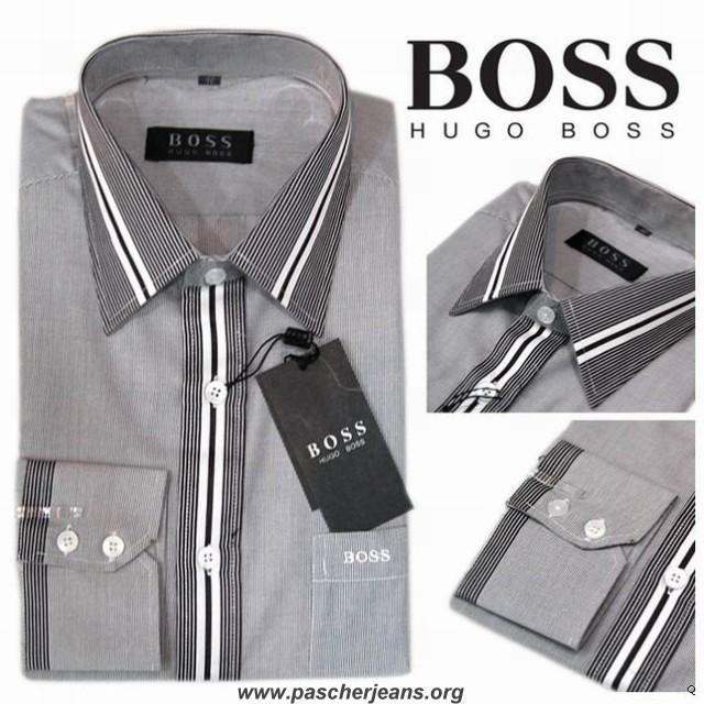 8dddd49ba36 chemise boss pas cher