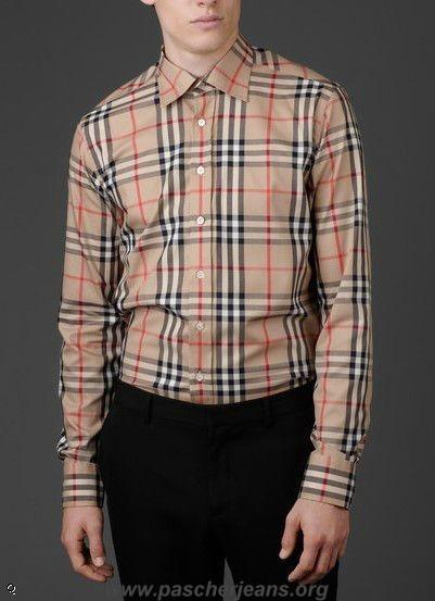 vente chemise burberry pas cher,chemise burberry homme coton e0829d6e352