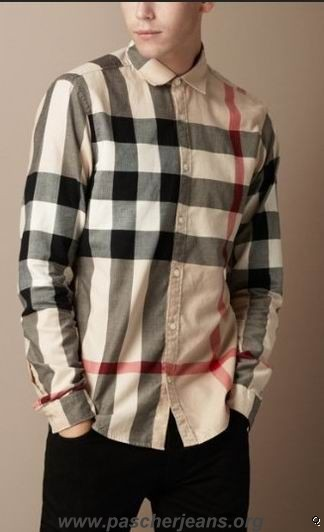 b93aeaf68a3 chemise burberry collection 2012