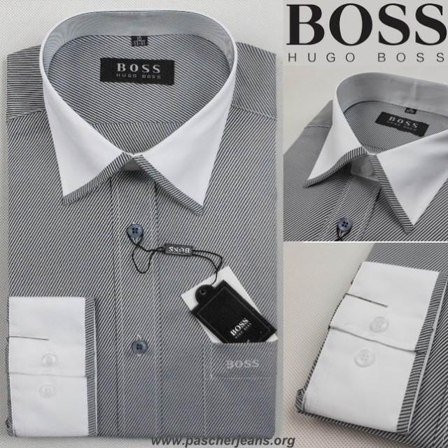 chemise boss pas cher chemise boss discount chemise boss homme chemise boss hugo. Black Bedroom Furniture Sets. Home Design Ideas