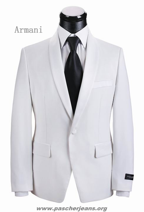 costume armani blanc homme prix d costume armani. Black Bedroom Furniture Sets. Home Design Ideas