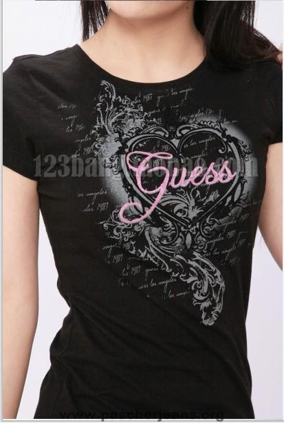 110e1d32161 t shirt guess femme collection 2012
