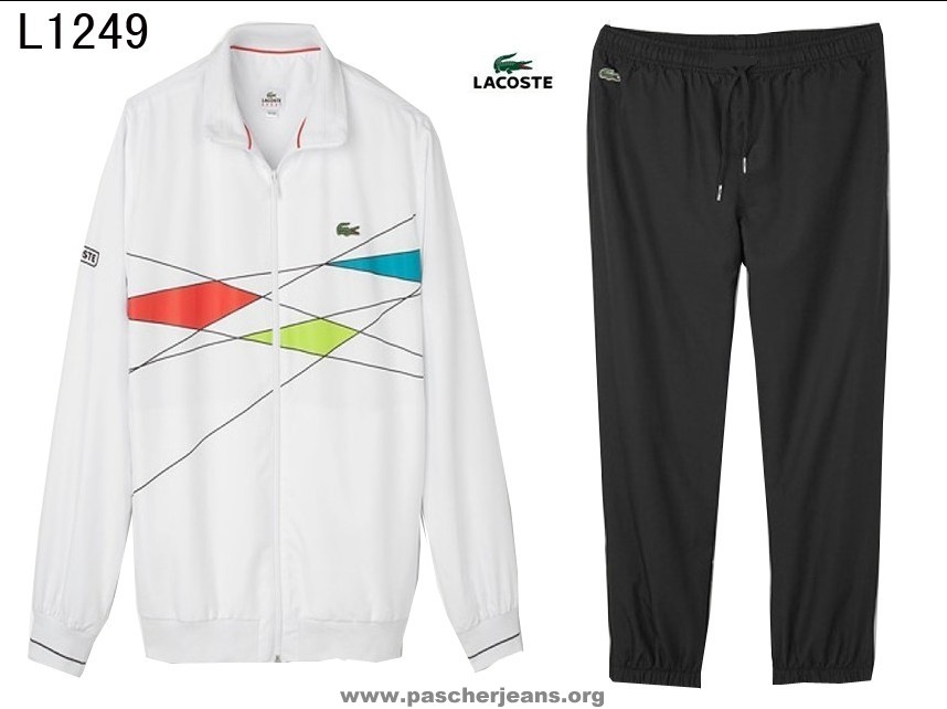 survetement lacoste andy roddick 2012 ef3102ce4bf